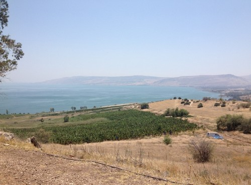 The Mount of Beatitudes