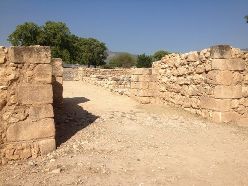 The Solomonic Gate at Hazor